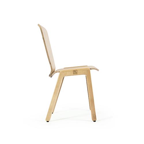 ubikubi tipro chair side view